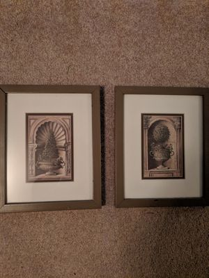 Pictures two (2) for $5 for Sale in Jackson, NJ
