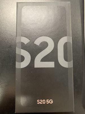 Samsung Galaxy S20 5G Boost Mobile for Sale in Fair Oaks, CA