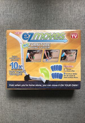 EZ Moves® Furniture Moving System As Seen On TV for Sale in Washington, DC