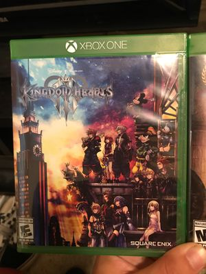 Xbox one games ( Kingdom hearts 3 / Assassins creed Odyssey ) for Sale in Elk Grove, CA