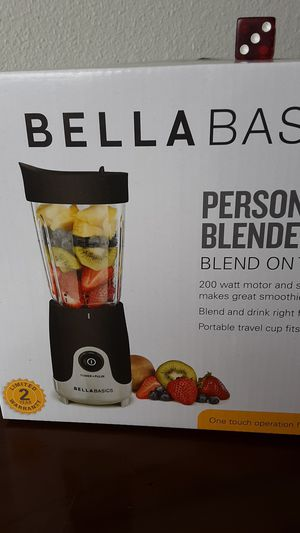 Unopened! Personal Blender Brand New for Sale in Modesto, CA