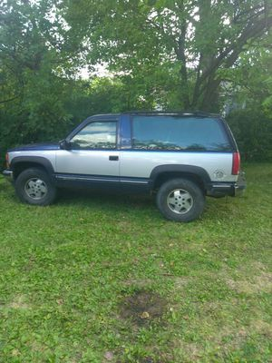 1993 Chevy 1500 blazer for Sale in Cleveland, OH