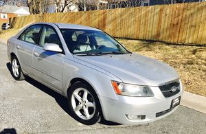2007 Hyundai Sonata • V33 • Special edition No issues for Sale in Takoma Park, MD