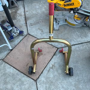 Motorcycle Stand for Sale in Vallejo, CA