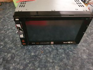 Duel radio double din for Sale in Lindale, TX
