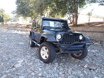 2008 Jeep Wrangler Unlimited X for Sale in Santa Ana,  CA