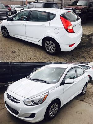 2017 Hyundai Accent LOW DOWN for Sale in Bellaire, TX