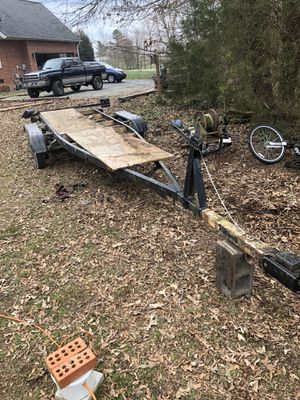 Boat trailer for Sale in Thomasville, NC