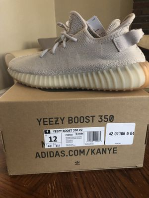 Adidas Yeezys 350 Boost V2 size 12 for Sale in Arlington, VA