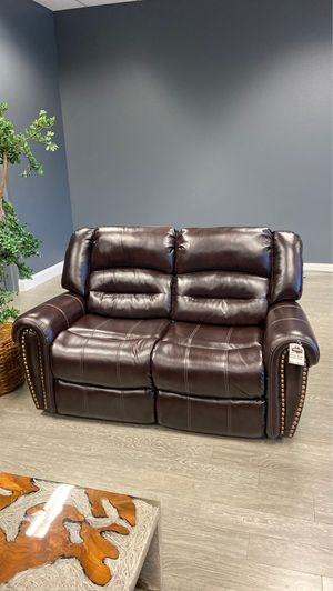 NEW Recliner Love Seat in Black, Brown or Palomino Brown Matching Sofa & Chair are Available for Sale in Vancouver, WA