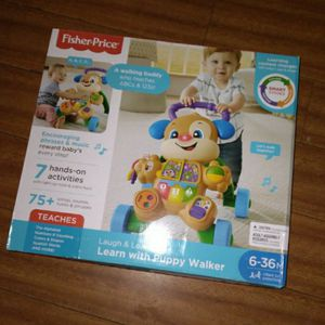 Fisherprice Laugh & Learn With Puppy Walker for Sale in Pomona, CA