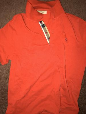 Burberry Brit men's polo excellent condition for Sale in Walton Hills, OH