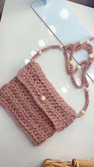 Crochet crossbody wallet for Sale in San Jose, CA