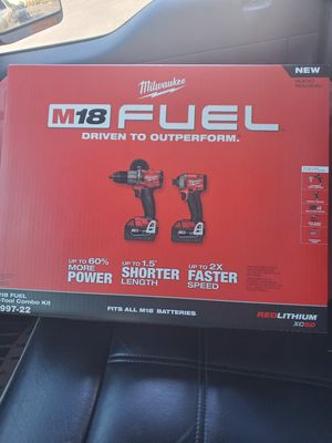 Milwaukee M18 FUEL (2997-22) for Sale in Riverview, FL