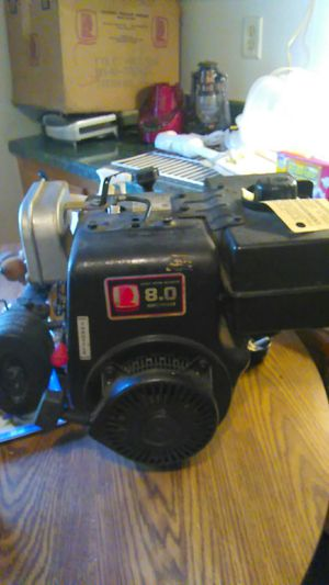 8 horsepower Tecumseh Motor brand new for Sale in Knoxville, TN