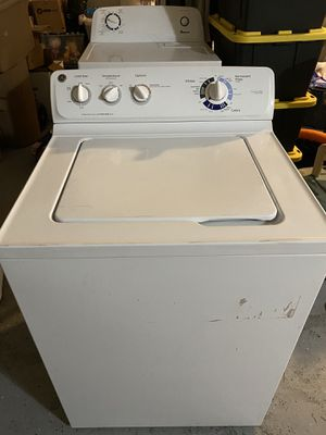 GE washer and dryer set for Sale in Sun City, AZ