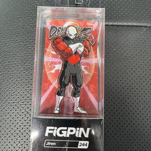Dragonball Z Super ( Jiren Figpin 244) for Sale in Walnut, CA