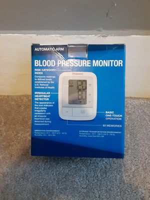 Blood pressure monitor for Sale in Bloomington, IL