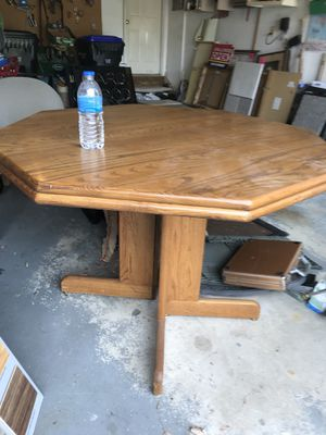 Table and 4 chairs for Sale in Fairfax Station, VA