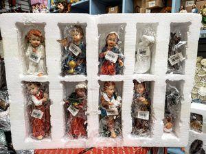 """Nacimiento 7"""" Pulgadas Infantil Color Alta Calidad Completo Nuevo 11 Pcs for Sale in Los Angeles, CA"""