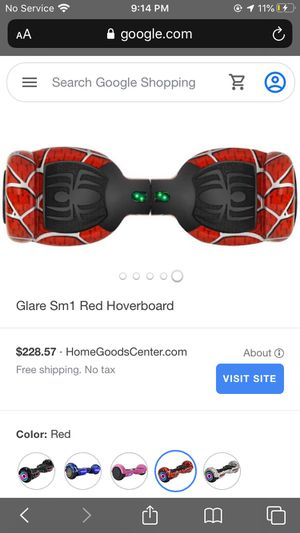 Spider-Man Bluetooth Hoverboard for Sale in Baltimore, MD