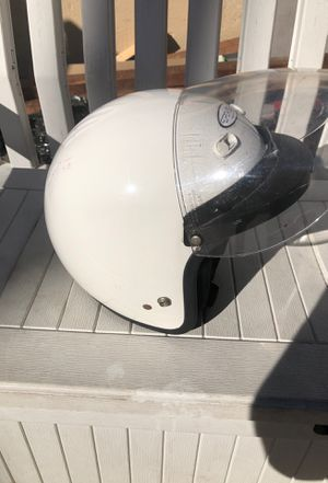 Scooter Helmet Adult Medium size with visor for Sale in Long Beach, CA
