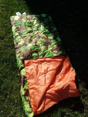 Sleeping bag, youth: Sleep-over/summer time camping for Sale in Riverwoods, IL