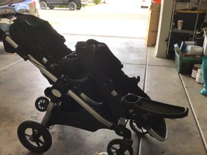 Baby jogger city select double stroller for Sale in Gilbert, AZ