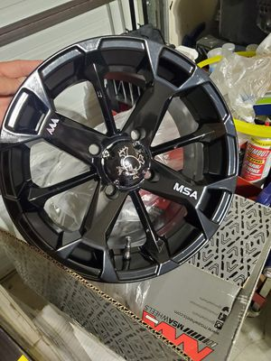 "MSA 14"" wheels for Sale in Los Angeles, CA"