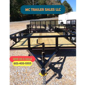 Triple R Trailer for Sale in Brandon, MS