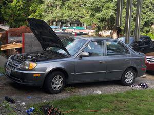 2004 Hyundai accent for Sale in Renton, WA