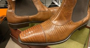 Mezlan Lizard Boots for Sale in Creedmoor, TX