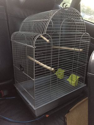 Wire bird cage for Sale in Lake Charles, LA