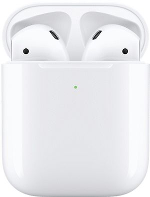 Apple AirPods with charging case for Sale in Belmont, CA