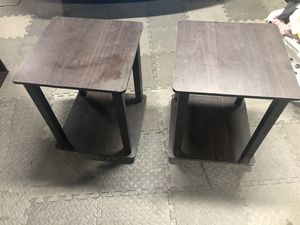 Night stands or end tables for Sale in Daly City, CA