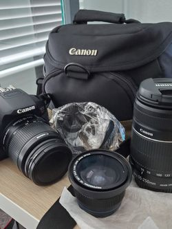 Canon T4i for Sale in Katy,  TX
