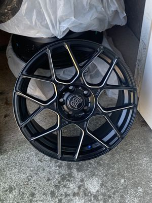 Black rims for Sale in Indianapolis, IN