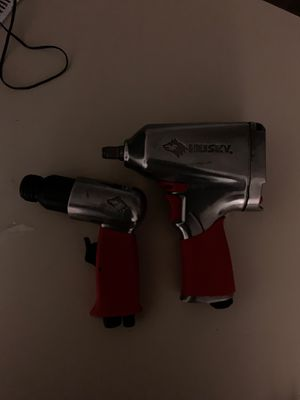 Impact wrench and air hammer for Sale in UPPER ARLNGTN, OH