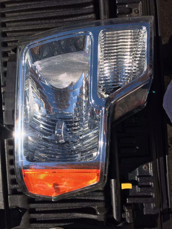 2013 F150 OEM Headlights