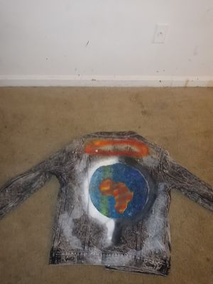 Levi's custom made jeans jacket size L for Sale in Temple Hills, MD