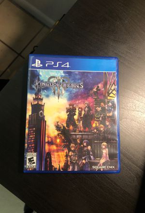 Kingdom Hearts 3 for Sale in Clearwater, FL