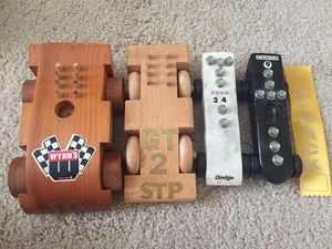 Handmade Wooden Toy Race Cars for Sale in Pittsburgh, PA