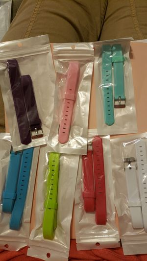 Fitbit Alta bands $3 each or $15 for set for Sale in Knoxville, TN