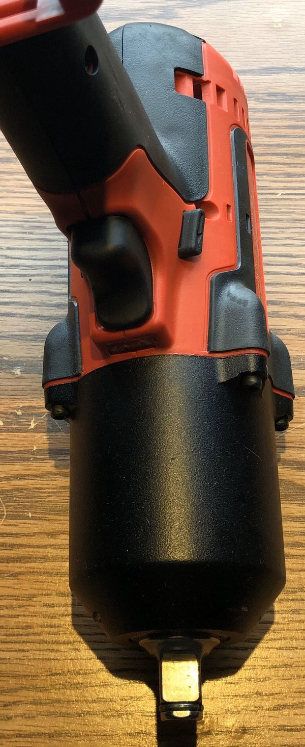 """Snap-On Tool Only CT8850 18v 1/2"""" Drive MonsterLithium Impact Wrench"""