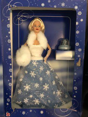 Snow sensation Barbie doll in box / each Barbie 15 for Sale in Katy, TX