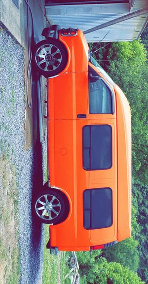 Chevy conversion van 1997 200.000miles for Sale in Huntingdon, PA