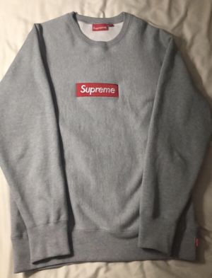 Supreme box logo crewneck for Sale in Middletown, NJ