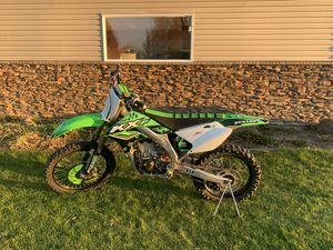 2008 Kawasaki KX450F for Sale in Phoenix, AZ