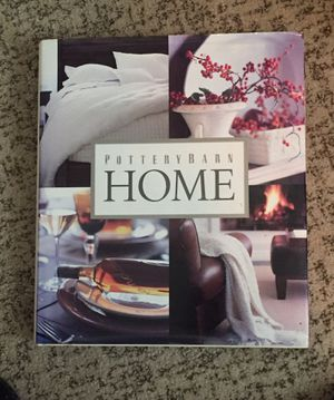 Pottery Barn Home Book for Sale in Lacey, WA