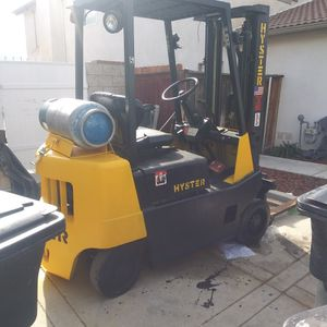 Hyster Lp Gas 4000 Pnd Lift Forklift for Sale in Winchester, CA